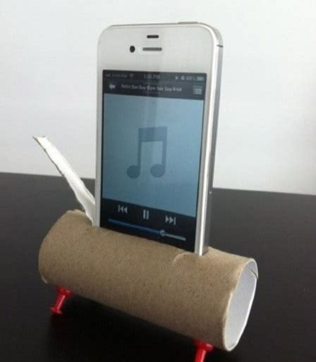 how to hack home design on iphone 10 easy diy iphone speakers