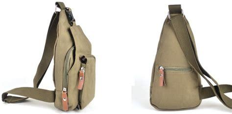 Sling Bag Mini Exsper travel shoulder bag secure bag shoulder travelon