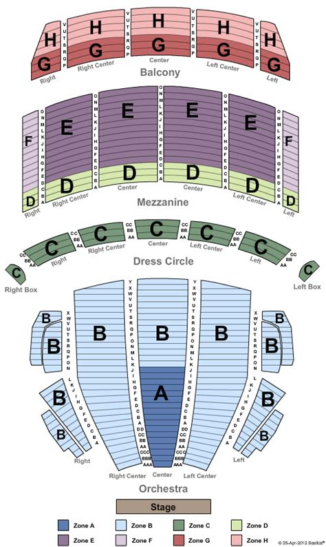 Beauty And The Beast Boston Tickets Cheap Beauty And The Boston Opera House Seating Plan