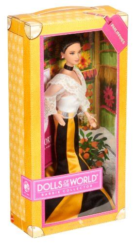 barbie doll house price in philippines barbie collector dolls of the world philippines doll import it all