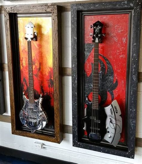 62 best shadow boxes and display cases images on pinterest 262 best images about guitar display case shadow box on