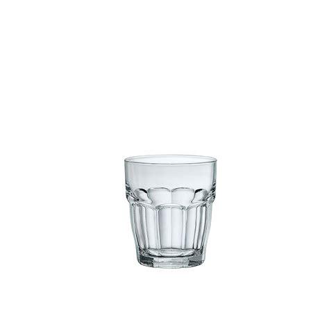 bicchieri per bar bicchiere rock bar one 6 pezzi bormioli shop