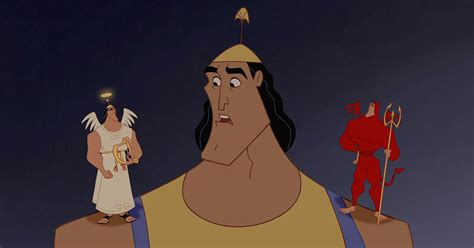 A Oh On Your Shoulder by Quiz Are You Kronk S Shoulder Or Shoulder