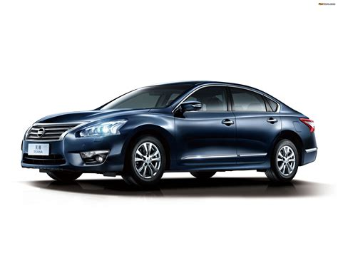 Photos Of Nissan Teana Cn Spec L33 2013 2048x1536