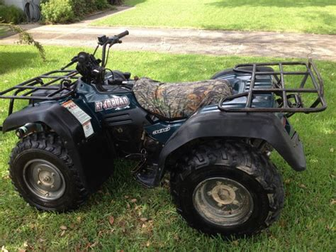 Suzuki 4 Wheelers For Sale 2000 Suzuki King 300 Atv Four Wheeler For Sale In