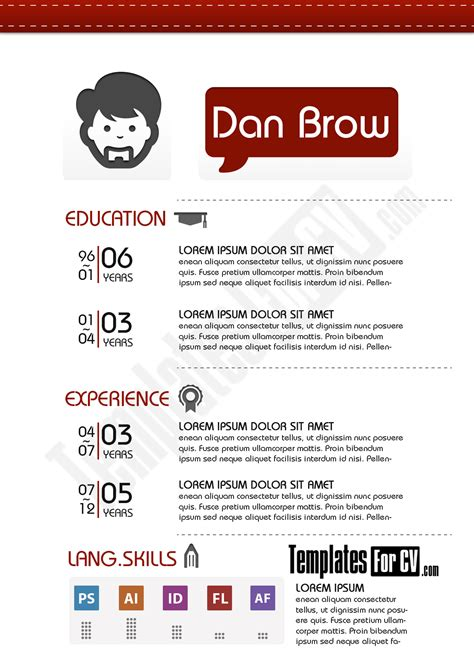 graphic resumes templates 7 ways to spice up your resume cus
