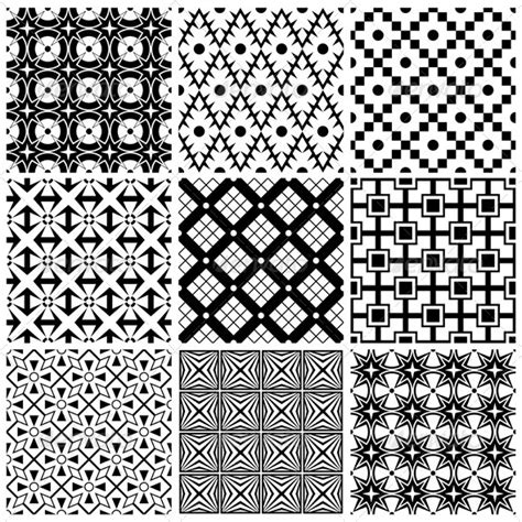 pattern simple black and white simple black and white patterns graphicriver