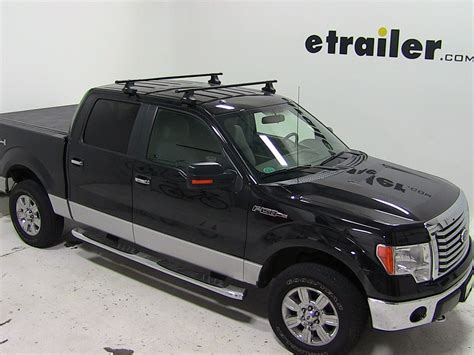 F150 Rack by Thule Roof Rack For 2013 Ford F 150 Etrailer