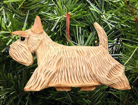 scottish ornaments scottish terrier ornament wheaten