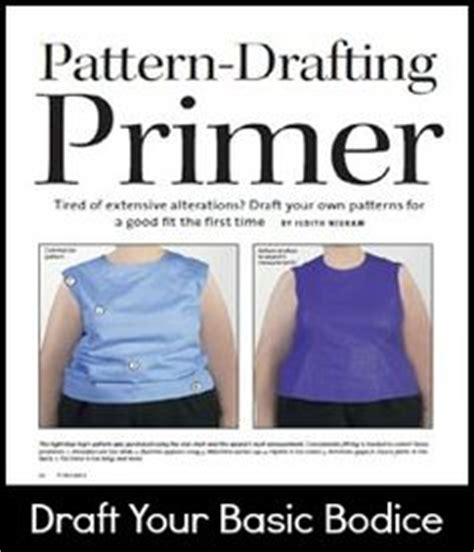 pattern drafting primer 1000 ideas about plus size sewing on pinterest plus