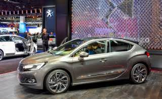 Citroen ds4 debuts in frankfurt news car and driver car and