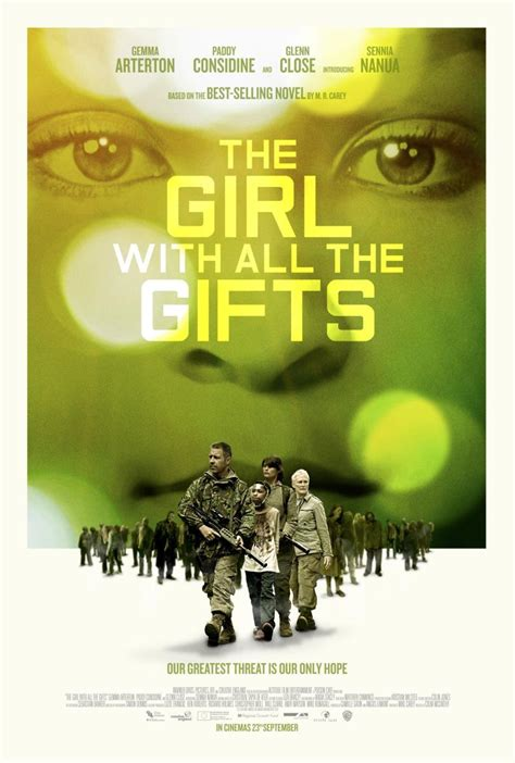 gifts for all melanie the with all the gifts 2016 filmaffinity