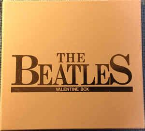 the beatles valentines the beatles box cd at discogs