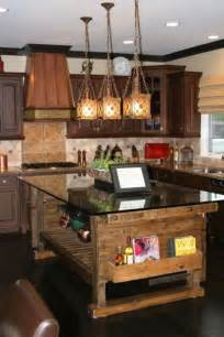 ideas for kitchen themes 25 rustic interior design inpisrations via philip sassano