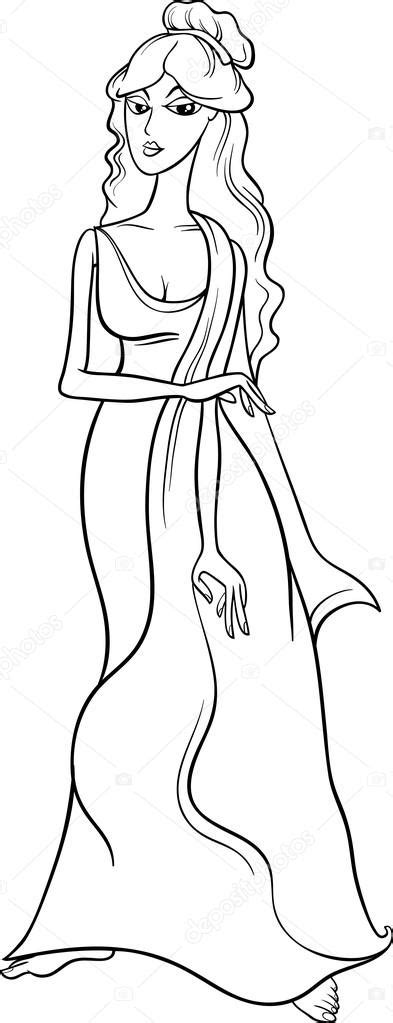 Aphrodite Coloring Page by Aphrodite And Eros Coloring Coloring Pages