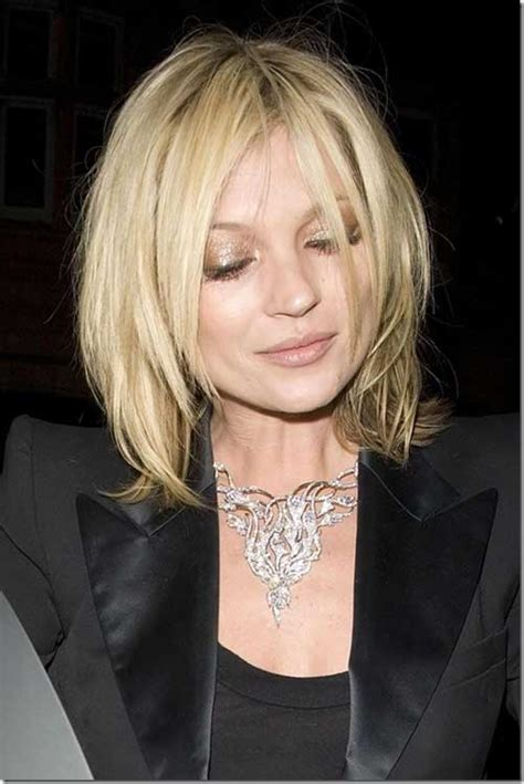 Kate Moss Cuts Bangs Em Or Em by Bob Cuts For Faces Hairstyles 2017 2018