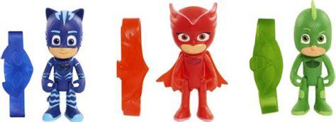 Pj Masks Light Up Figure With Bracelet Owlette pj masks light up figurine with wristband by just play 886144245459 item barnes noble 174