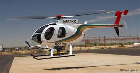 las vegas metropolitan orders md530f helicopter