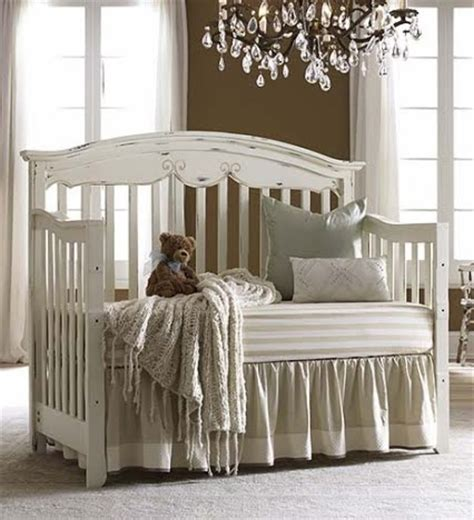 distressed baby cribs distressed white crib baby cribs