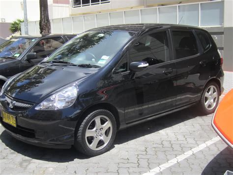 Honda Jazz 2007 At 2007 honda jazz i pictures information and specs auto