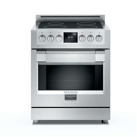 Oven Europa fulgor f6pir304s1 30 inch freestanding induction