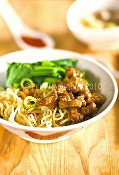 fried noodles mie goreng indonesian recipes