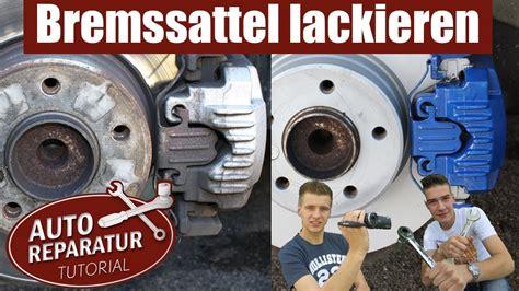 Youtube Bremssattel Lackieren by Bremssattel Lackieren Mit Bremssattel Lack Set Von
