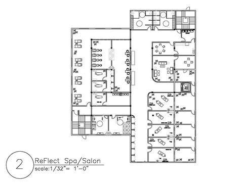 spa floor plan spa floor plan