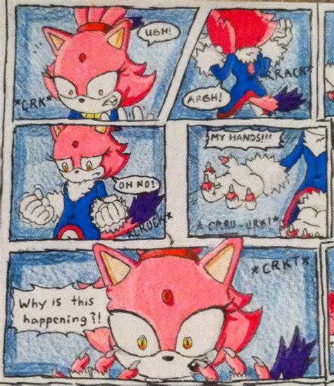 Blaze The Werecat Comic Transformation Sex Porn Images