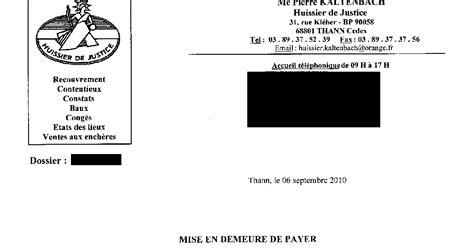 Modeles De Lettre Huissier R 233 Sistance Et Un C 233 L 232 Bre Huissier De Justice Envoie Une Mise En Demeure De Payer