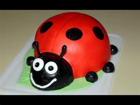 lady bug cake   youtube