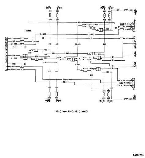 wiring diagram semi trailer wiring free engine image for