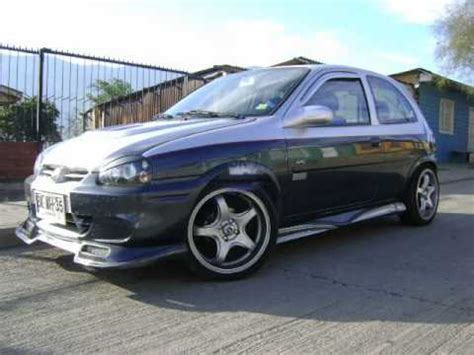chevy swing 97 evolucion de mi chevrolet corsa swing 2008 corsa tuning