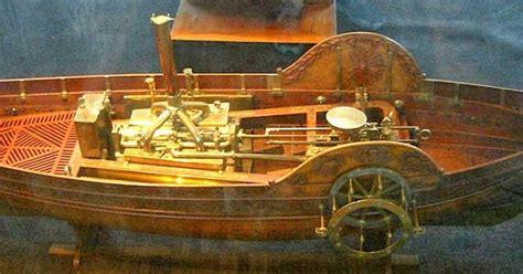 barco de vapor historia barco de vapor historia de los inventos