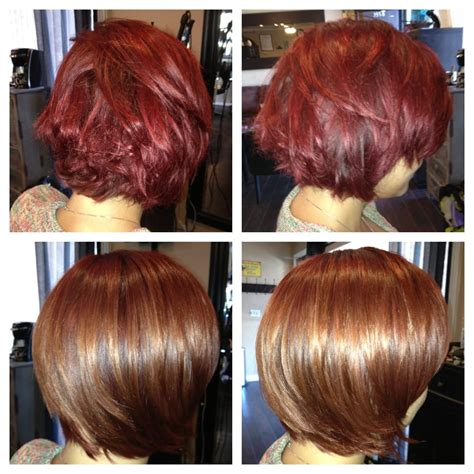brazilian blowout before and after my client sandra paris before and after brazilian blowout