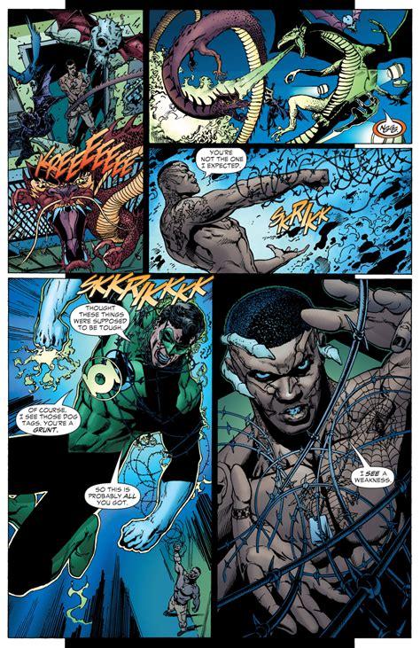 tattooed man dc batman and green lantern vs the tattooed comicnewbies