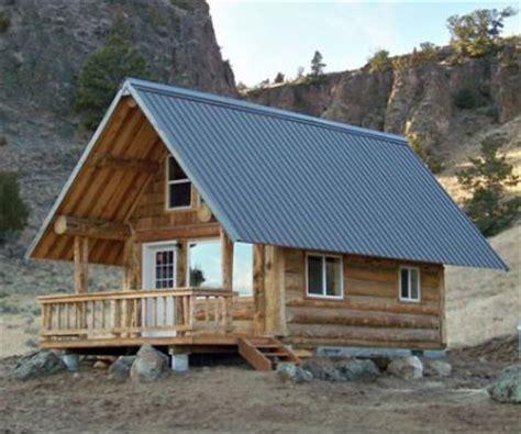 Montana Mobile Cabins by Fall Creek Montana Mobile Cabin