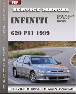 service manual manual repair autos 1999 infiniti qx lane departure warning service manual service manual old car owners manuals 1999 infiniti g parking system nissan infiniti g35