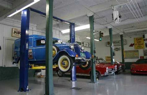 hemmings motor news museum auto garage equipment distributor who leads the industry