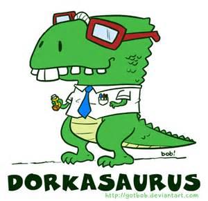 Bed Nerd Dorkasaurus By Thebobguy On Deviantart