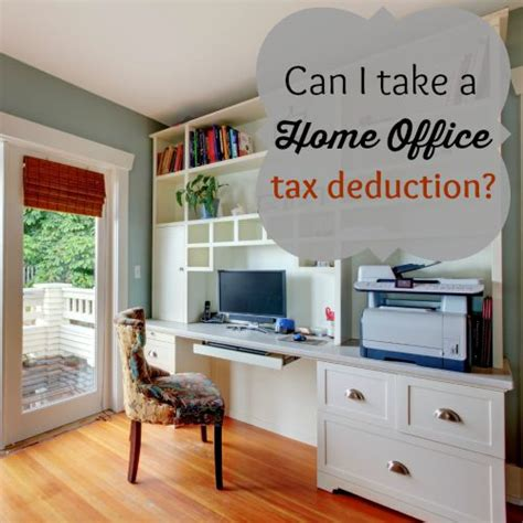 home office deduction home office tax deduction