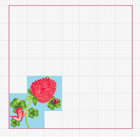 design pattern qt quick tip how to create a floral repeating pattern