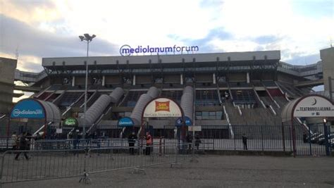 forum mediolanum photo2 jpg picture of mediolanum forum assago tripadvisor