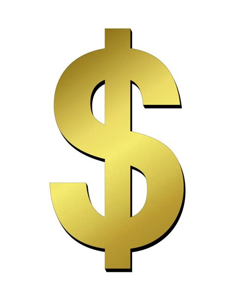 gold dollar dollar sign related keywords dollar sign