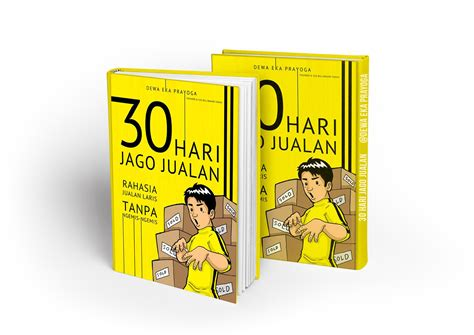 30 Hari Jago Jualan Buku Best Seller deye store yuk beli di sini buku 30 hari jago jualan