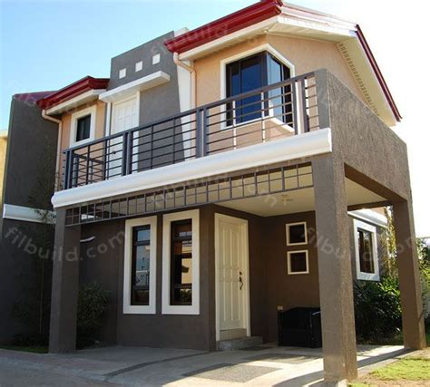 2 storey house plans philippines with blueprint filipino architect contractor 2 storey house design