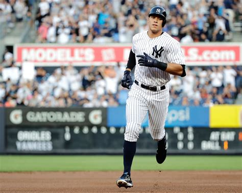 aaron judge the story of the new york yankees home run hitting phenom books aaron judge is baseball s newest time