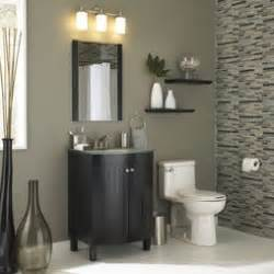 Bathroom Tile Ideas Lowes by Gray Walls Black Vanity Glass Tiles All Lowes Bathroom