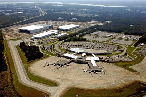 charleston air base int l chs airport boeing 787 dreamliner plant in plane site