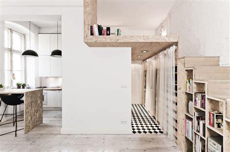 tiny appartment 312 square foot studio loft apartment in poland